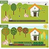 EFFT Life Green Anti Bird Protection Net Mesh, Bird