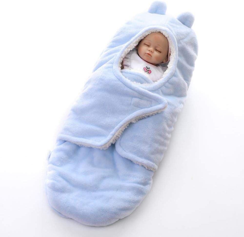 Syeed Sac de Couchage bébé Enveloppe d'hiver pour Nouveau