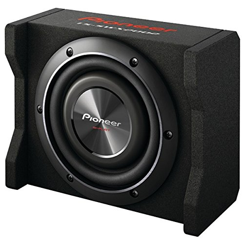 Pioneer Ts Swx2002 8  Shallow Mount Pre Loaded Enclosure