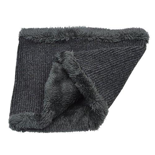 562eeca0f De bajo costo Invierno Unisex WinCret Beanie Hat Bufanda Set - Gorro Tejido  y cálida Bufanda