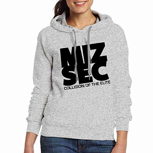 Womens Custom Grey Ralph Stephanie Sweatshirt Pullover Hoodies Mizsec Elite Hoodie Hoodies The Womens Men of Tshirts Collision qwqf1