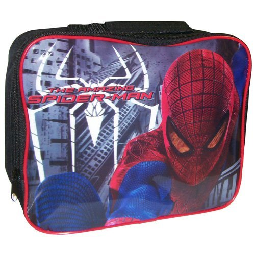 Spiderman 4 'the Amazing' School Rectangle Lunch Bag