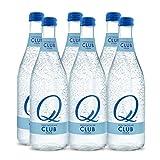 Q Mixers, Q Spectacular Club Soda, Premium Mixer, 500 ml Bottle (Case of 6)