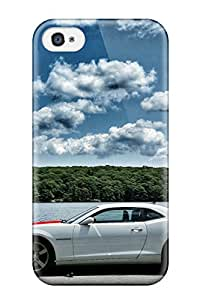 Iphone 4/4s Case, Premium Protective Case With Awesome Look - Chevrolet Camaro
