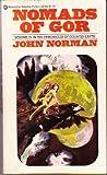 Nomads of Gor, John Norman, 0345247841