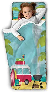 Explore Toddler Nap Mat Caravan Camping Beach Daycare and Sleepovers 43X21 INCH