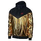Nike Sportswear Windrunner Jacket - Gold/Black - S