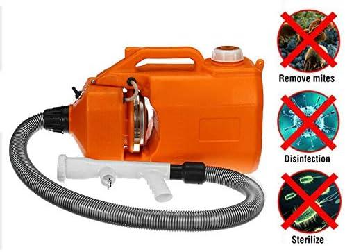 1800W 7Lポータブル電気ULVスプレーヤーマシン消毒機、病院用電気ULVスプレーヤーホームインテリジェント超容量スプレー噴霧器110V / 220V