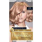 hair colors - L'Oréal Paris Superior Preference Permanent Hair Color, 8RB Medium Rose Blonde