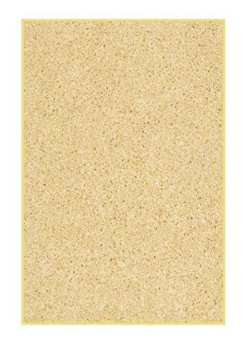 e285443dc6a5 Amazon.com   Bright Lemon Yellow - 4 x6  Custom Carpet Area Rug   Baby