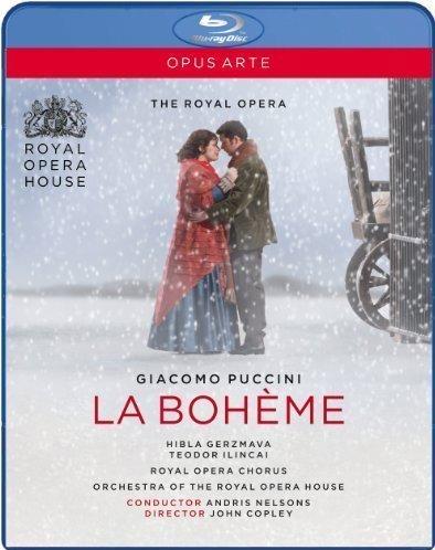 Donald Maxwell - La Boheme (Blu-ray)