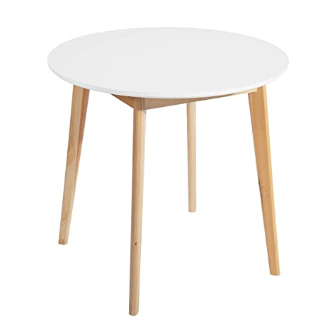 Furniture R France Scandinavian Round Dining Table Retro Style