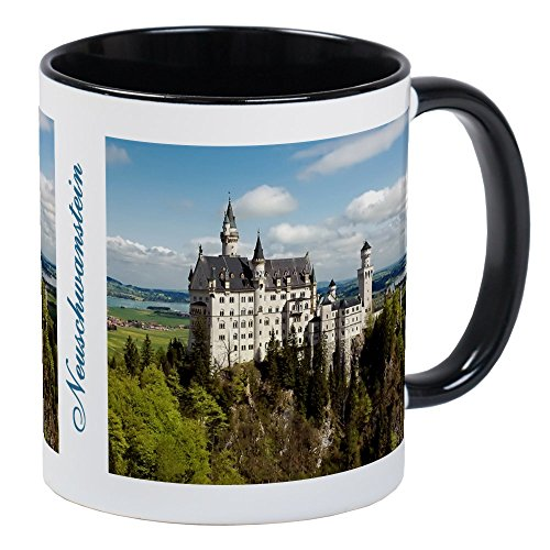 CafePress - Neuschwanstein - Unique Coffee Mug, Coffee (King Ludwig Beer)