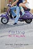 """""""Flirting in Italian"""" av Lauren Henderson"""