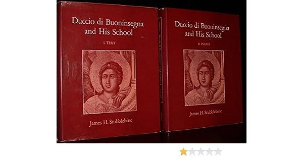 2 Volumes Duccio di Buoninsegna and His School.