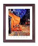 Vincent Van Gogh French Cafe Terrace Picture Framed Art Print