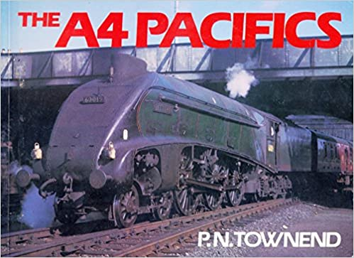 Book A-4 Pacifics