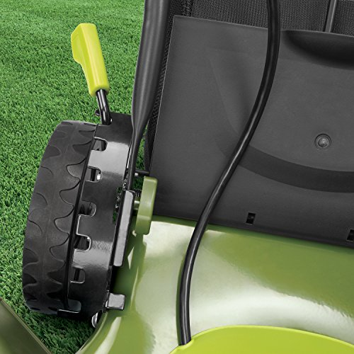 Sun Joe Electric Lawn Mower Mj408e 20 Inch 3 In 1 Top