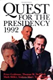 img - for Quest for the Presidency 1992 book / textbook / text book