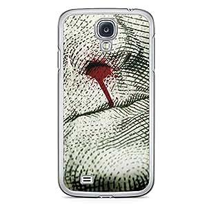 Samsung Galaxy S4 Transparent Edge Case Narcos