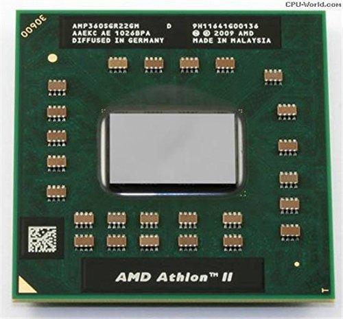 AMP360SGR22GM AMD Mobile Athlon II P360 2.3GHz 1MB s1 LP