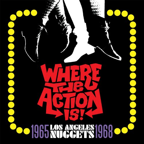 Where Action Angeles Nuggets 1965 1968