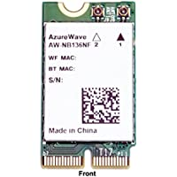 Azurewave AW-NB136NF / 802.11a/b/g/n WiFi + Bluetooth 4.0 / NGFF (M.2 1630) (Broadcom BCM43142 (single chip))