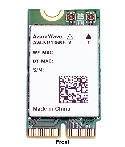 Azurewave AW-NB136NF / 802.11a/b/g/n WiFi + Bluetooth 4.0 / NGFF (M.2 1630) (Broadcom BCM43142 (single ()