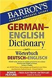 German-English Dictionary, , 0764137638