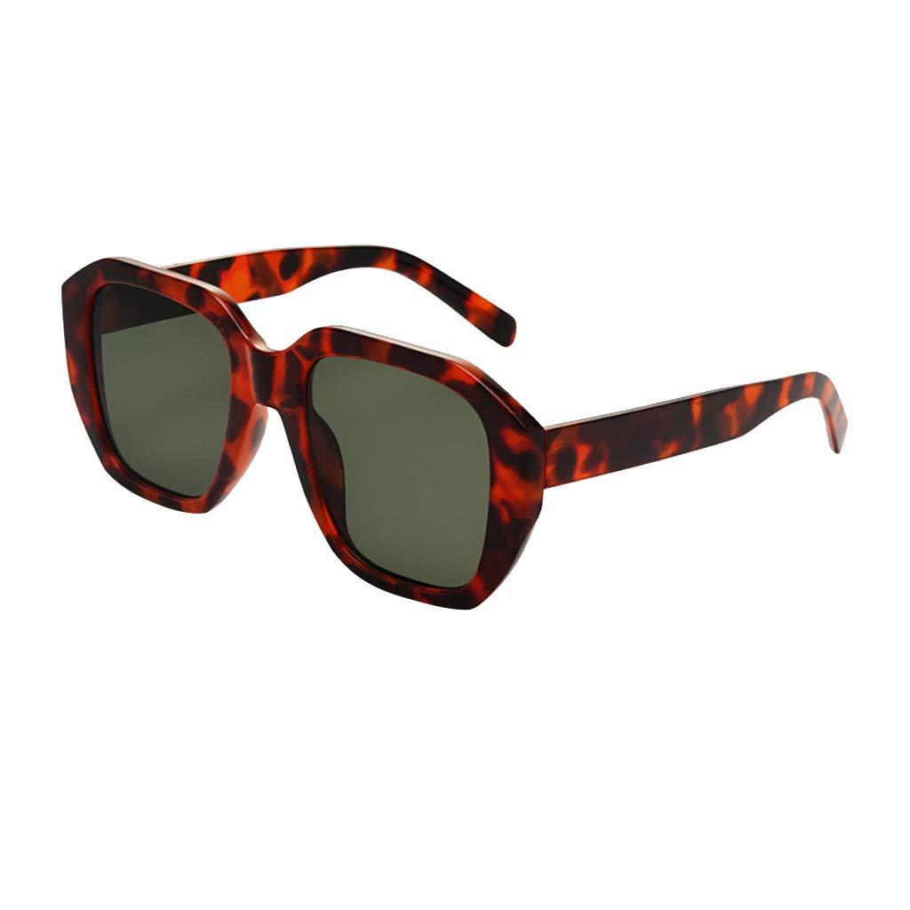 Polarized Sunglasses for Women Men Vintage Style Glasses Radiation Protection