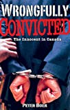 Wrongfully Convicted, Peter Boer, 0978340914