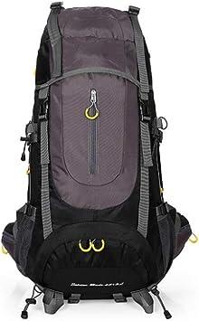 Large Travel Backpack Hiking Camping Rucksack Luggage Bag Mens Womens