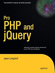 Pro PHP and jQuery (Expert's Voice in Open Source)