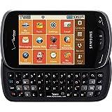 Verizon Samsung Brightside SCH-U380 - 3MP Camera, QWERTY, Touch Screen - CDMA Verizon/Page Plus - Metallic Black