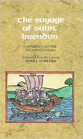 Amazon voyage of st brendan 9780851055046 john j omeara books voyage of st brendan fandeluxe Images