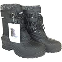 20 Best Snow Boots For Men Waterproof Reviews and Comparison - Magazine cover