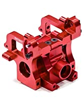 Integy RC Hobby T6923RED Alloy Gearbox Assembly for Savage XL & X 4.6 RTR