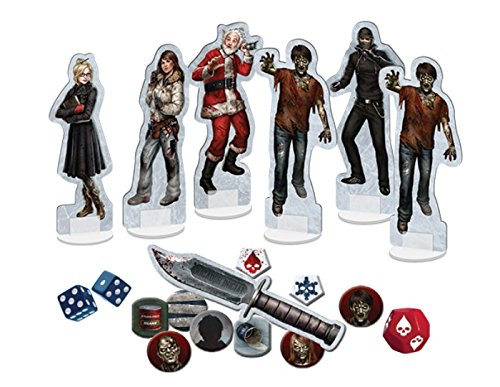Comprar Edge Entertainment Dead of Winter - Juego de Mesa EDGXR01
