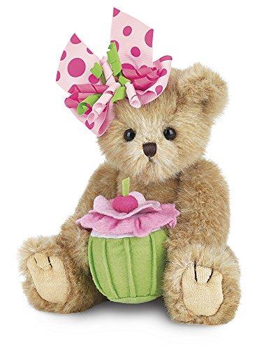 "Bearington Casey Cupcake Birthday Teddy Bear 10"""