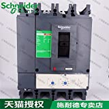 NEW Schneider MCCB Circuit Breaker EasyPact CVS LV540305 CVS400F TM320D 3P 3d