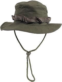 Diverse Stile Militare Rip Stop Boonie Hat Fisher Cappello, Verde Oliva, Taglia S alla XL