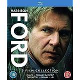 Harrison Ford 5-Film Collection (Frantic / Presumed Innocent / The Fugitive / Firewall / 42)