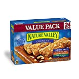 quest protein bars 3 pack - Nature Valley Granola Bars, Crunchy, Variety Pack of Oats 'n Honey, Peanut Butter, Maple Brown Sugar, 12 Pouches, 2-Bars Per Pouch,1.49 oz (Pack of 3)