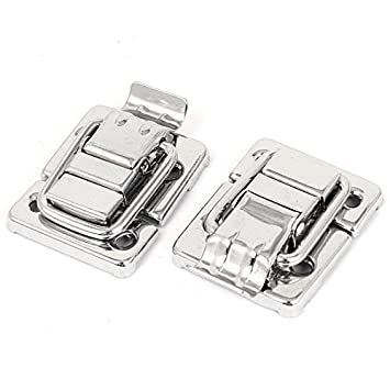 36mmx30mm Toggle Catch Latch Pecho Cajas Maleta Clip de cierre 2 PC - - Amazon.com