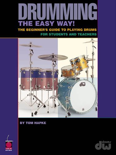 Ocean Tom Drum (Drumming the Easy Way!: The Beginner's Guide to Playing Drums for Students and Teachers by Tom Hapke (1-May-2000) Paperback)
