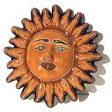 Talavera Ceramic Sun Face