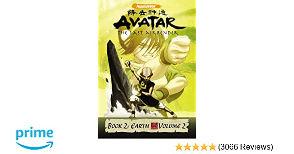 Amazon Avatar The Last Airbender Book 2 Earth Vol 2 Dee