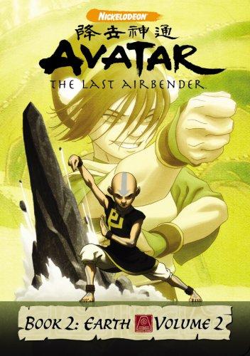 DVD : Avatar The Last Airbender - Book 2 Earth, Vol. 2