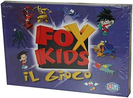 EDITRICE GIOCHI Fox Kids Juegos De Mesa: Amazon.es: Juguetes y juegos