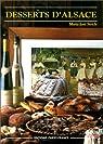 Desserts d'Alsace par Strich